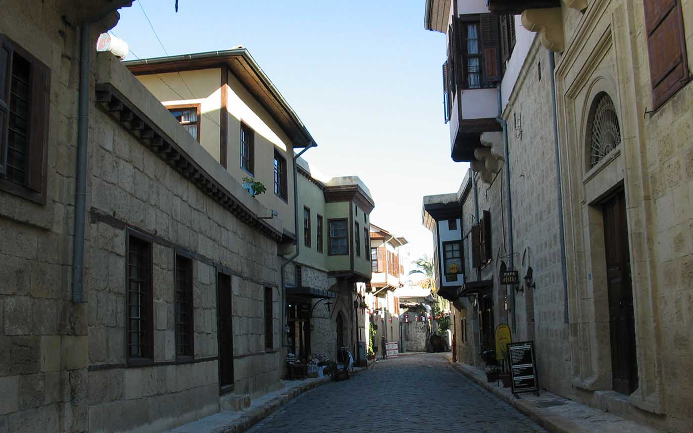 Street Rehabilitation in Tarsus