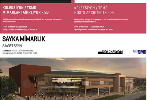 Koleksiyon Introduces Architects
