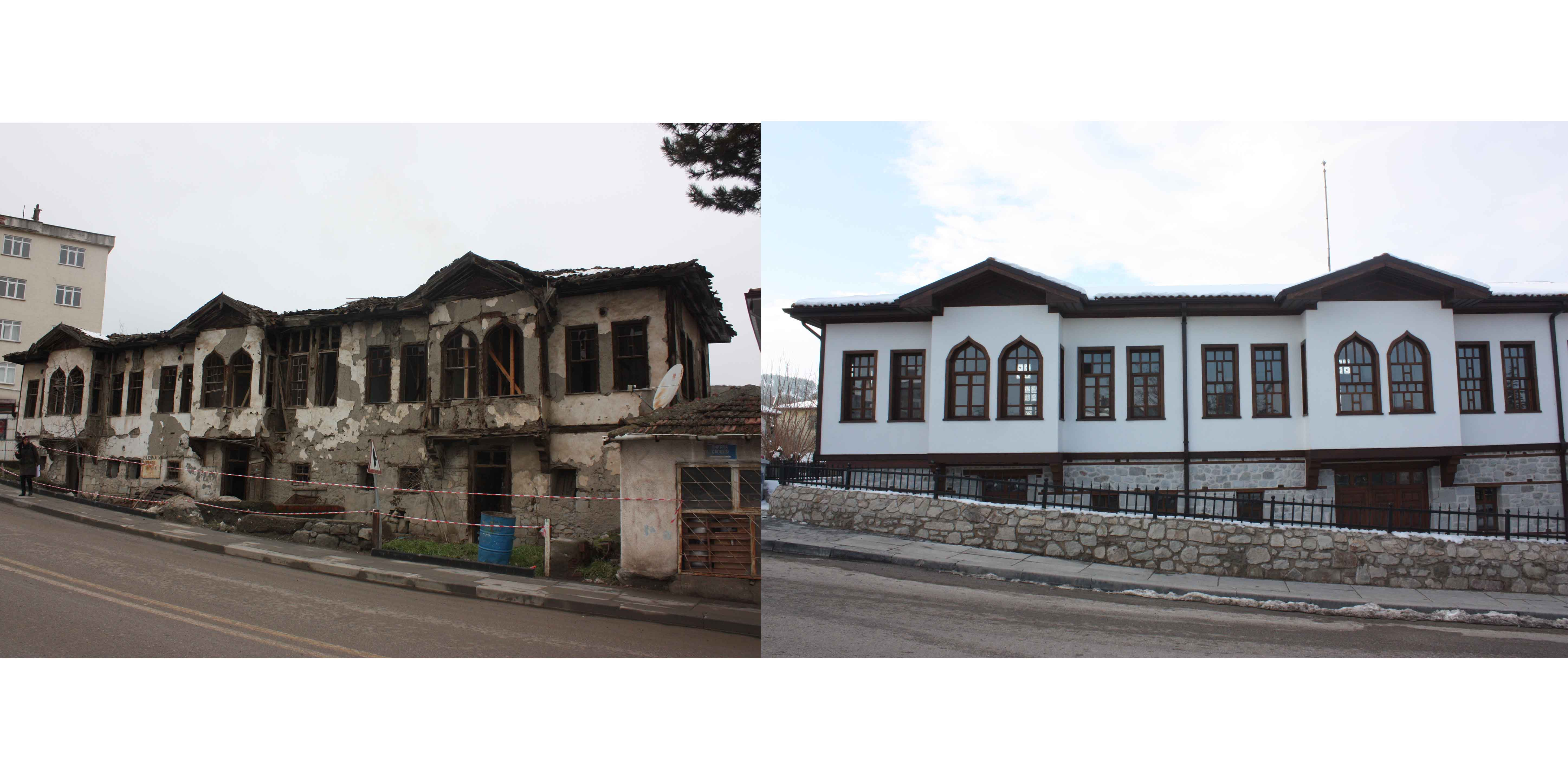 Kalecik Aksoylar Mansion