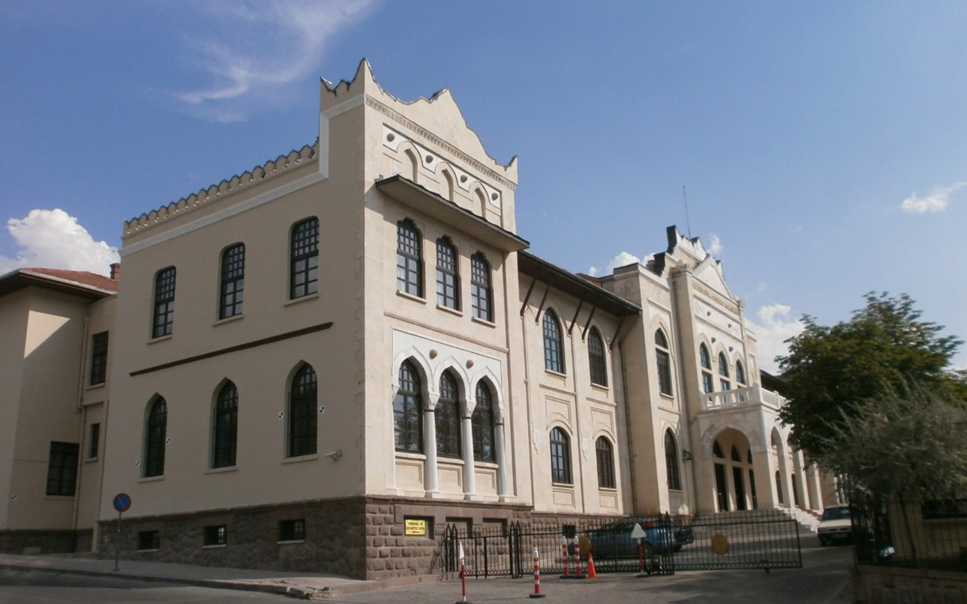 Ministry of Culture and Tourism Main Building